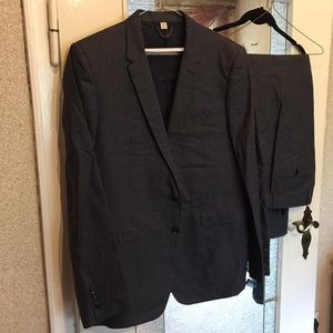 Authentic Men's Burberry Suit